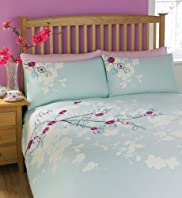 Geisha Embroidered Bedset [T35-5729B-S]