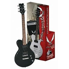 Playmate by Dean Playmate EVO Guitar Kit (Amp, Gig Bag, Black)