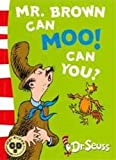 Mr. Brown Can MOO! Can You ? 英語絵本とmpiオリジナルCD付き