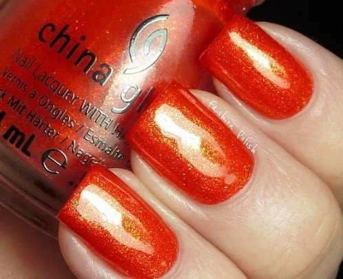 China Glaze Nail Polish Lacquer The Hunger Games Collection Riveting # 80622 14ml 0.5oz