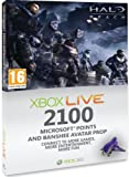 Halo Reach - 2100 Microsoft Points Card (Xbox 360)