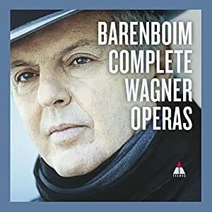 Complete Wagner Operas (Coffret 34 CD)