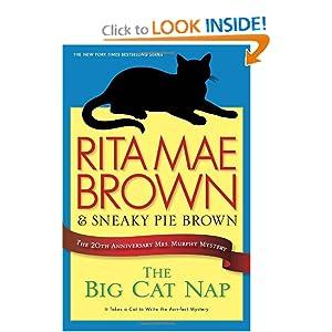 The Big Cat Nap - Rita Mae Brown