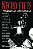 img - for Necro Files: Two Decades of Extreme Horror book / textbook / text book