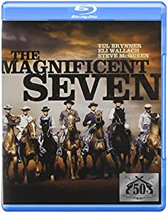 The Magnificent Seven [Blu-ray] by 20th Century Fox
