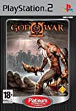 echange, troc God of war II - édition platinum