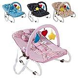 TecTake Babywippe Babyschaukel -diverse Farben-