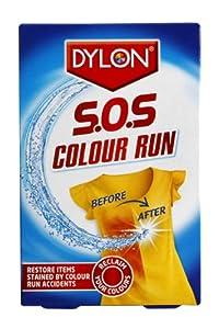dylon dye colorun color run remover pack of 6. Black Bedroom Furniture Sets. Home Design Ideas