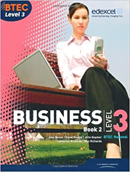 Btec level 3 national business student book 1 pdf