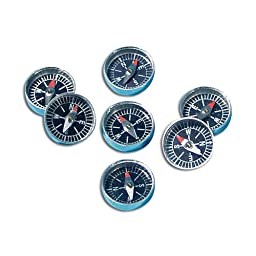 School Specialty Magnetic Field Detection Compass, 3/8\