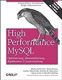 img - for High Performance MySQL / Optimierung, Backups, Replikation und Lastverteilung book / textbook / text book