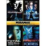 Miramax Futuristic Action Series: Renaissance / Equilibrium / Total Recall 2070 / Fortress