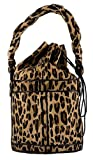 Fendi Handbags (Leopard) 8BR555 Pony Hair Leather Large Palazzo Bag JUST REDUCED!