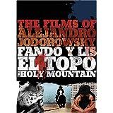 The Films of Alejandro Jodorowsky (Fando y Lis / El Topo / The Holy Mountain) ~ Alejandro Jodorowsky