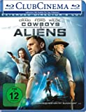 Cowboys & Aliens (Extended Director's Cut) [Blu-ray]