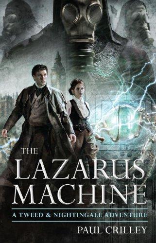 Image of The Lazarus Machine (Tweed & Nightingale Adventures)