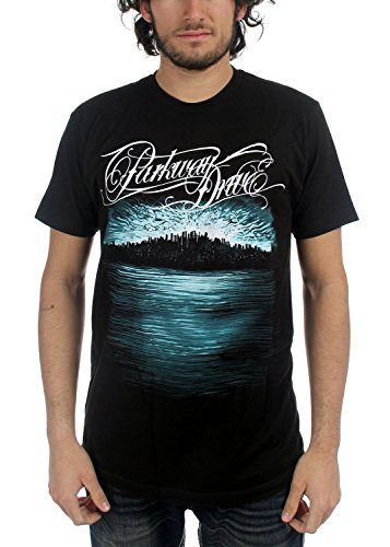 Parkway Drive - Top - Uomo nero Large