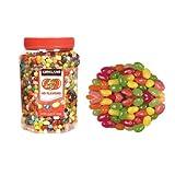 Kirkland Signature Jelly Belly 49 Flavors of the Original Gourmet Jelly Bean - 4 Lb (64 Oz ) Jar - Cos15