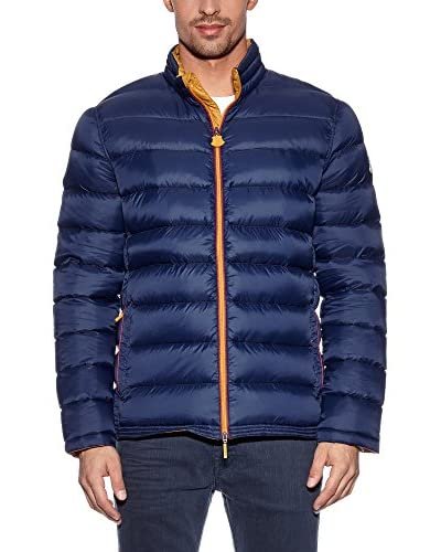 Dolomite Daunenjacke Everest Evolution Mj marine/orange