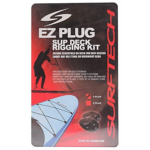 Cheap surftec 4 ez plug deck rigging kit 2012 standup for Cheap decking kits sale