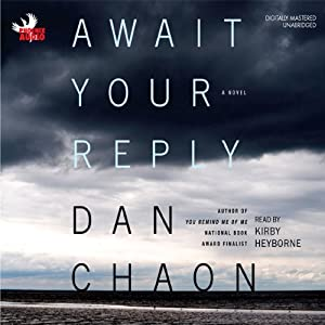 Await Your Reply Audiobook