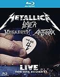 Metallica, Megadeth, Slayer and Anthrax (Sonisphere 2010)