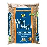 Wild Delight 385080 Natural Formula Fine Sunflower Chips, 5 Pounds