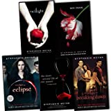 Stephanie Meyer Stephenie Meyer, Twilight Saga Collection 5 Books: Twilight, New Moon, Eclipse, Breaking Dawn (paperpack) The Short Second Life of Bree Tanner (hardback)