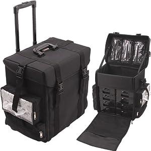 Amazon Com Sunrise C6024nlab Black Trolley 1680d Nylon