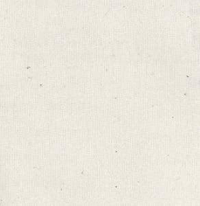 58'' Wide 100% Cotton Muslin Natural Fabric By The Yard