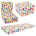 KIDS CHAIRBED - SPOTTY Kids Folding Chair Bed Futon Guest Z bed Childrens