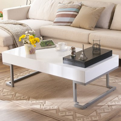 Elle Modern Coffee Table front-1055741