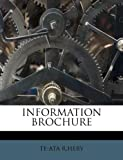img - for INFORMATION BROCHURE book / textbook / text book