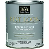 - W39W00901-14 Best Look Heavy-Duty Acrylic Latex Gloss Floor Enamel