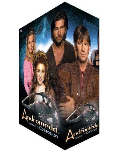 Andromeda Season 5 Collection [DVD] [2000] [Region