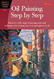 img - for Oil Painting Step by Step (Artist's Library Series) book / textbook / text book