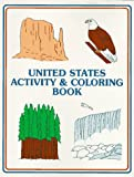 United States Activity & Coloring Book