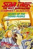 Secret of the Lizard People (Star Trek, The Next Generation: Starfleet Academy No. 7)