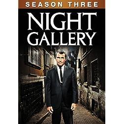Night Gallery: Season Three