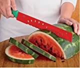 Kuhn Rikon Colori Watermelon Knife with Scoop- 11