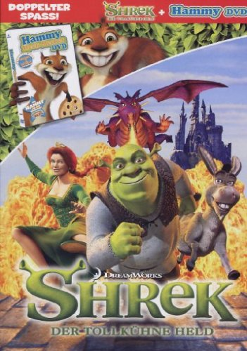 Shrek - Der tollkühne Held / Hammy Heck - Mecker -DVD