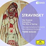 Stravinsky: The Firebird; Petrushka;...