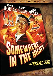 Somewhere in the Night (Fox Film Noir)