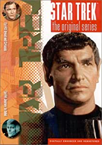 """Star Trek, Vol. 22: Bread and Circuses / Journey to Babel (Full Screen)"""