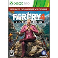 Far Cry 4 Limited Edition - Xbox 360