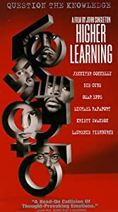 Higher Learning [VHS]