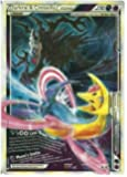 Darkrai and Cresselia Legend JUMBO OVERSIZED pokemon card