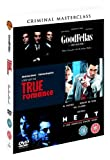 Criminal Masterclass : Goodfellas / True Romance / Heat (3 Disc Box Set) [DVD] [2006]