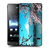 Head Case Designs Mount Fuji Japan Best Of Places Case For Sony Xperia go ST27i