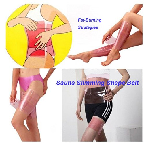 AmaranTeen - Sauna Slimming Shape Leg Thigh Massage Fitness